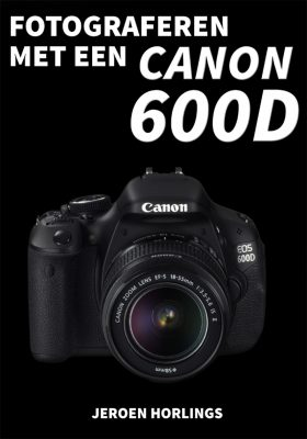Canon 600D cover