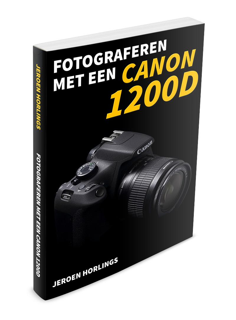 Fotograferen met een Canon 1200D